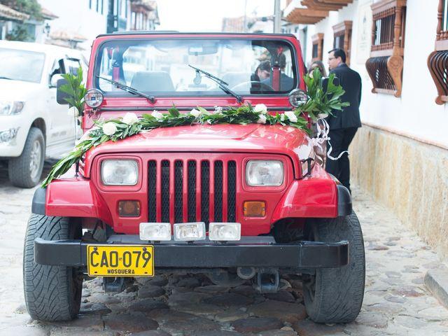 El matrimonio de Camilo y Laura en Villa de Leyva, Boyacá 5