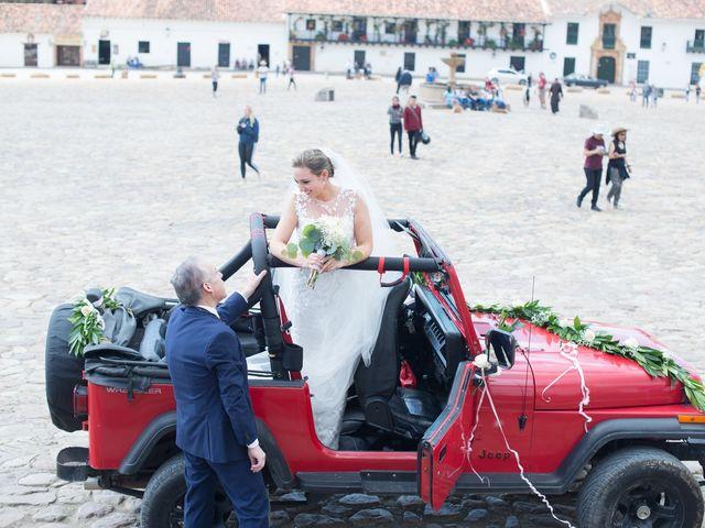 El matrimonio de Camilo y Laura en Villa de Leyva, Boyacá 8