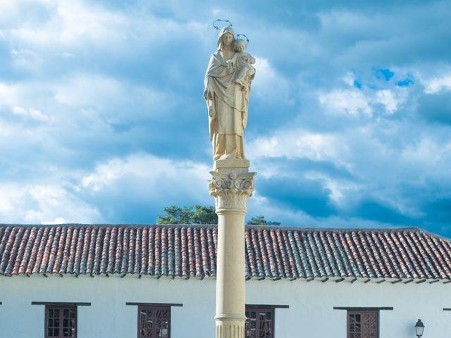 El matrimonio de Camilo y Laura en Villa de Leyva, Boyacá 15