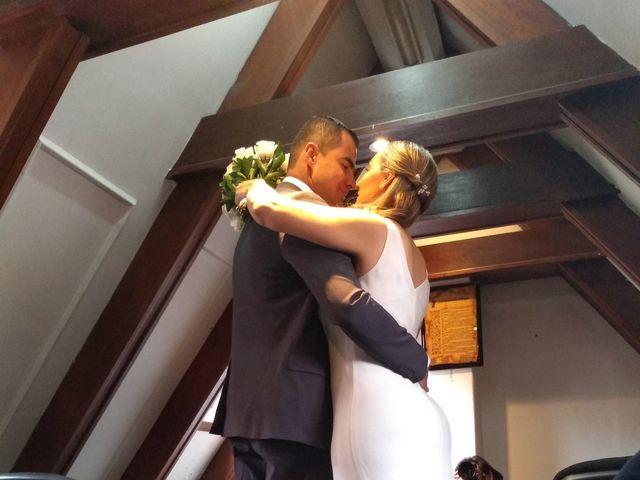 El matrimonio de Jenny y Juan