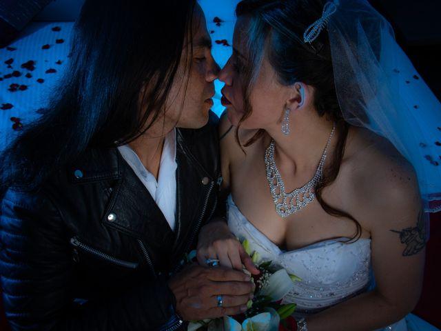 El matrimonio de Karen y Arbey