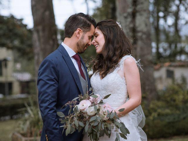 El matrimonio de Diana y Antonio