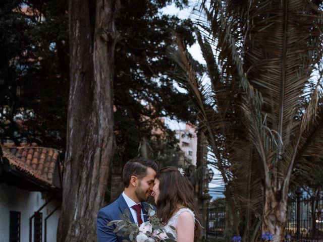 El matrimonio de Antonio y Diana en Bogotá, Bogotá DC 14