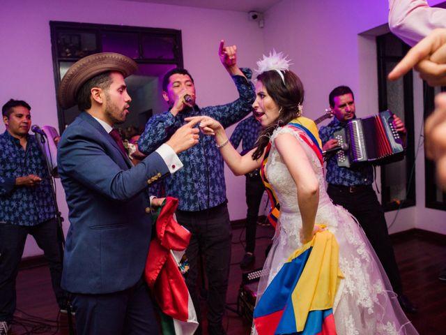 El matrimonio de Antonio y Diana en Bogotá, Bogotá DC 19