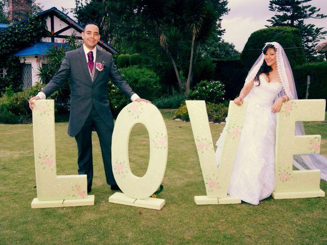El matrimonio de Oliver y Mónica en Cota, Cundinamarca 9