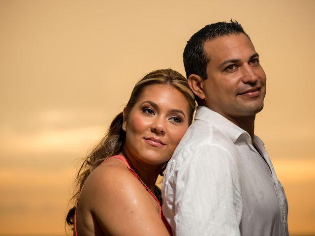 El matrimonio de Ramon y Laurent en Cartagena, Bolívar 4