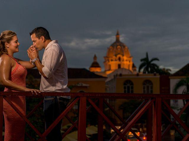 El matrimonio de Ramon y Laurent en Cartagena, Bolívar 10