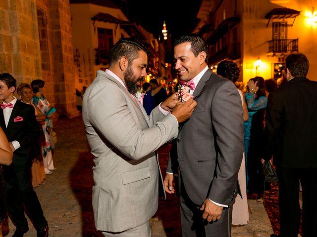 El matrimonio de Ramon y Laurent en Cartagena, Bolívar 33