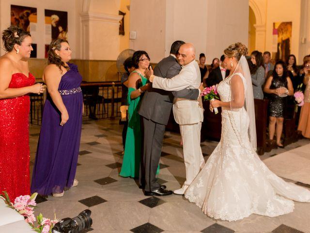 El matrimonio de Ramon y Laurent en Cartagena, Bolívar 37