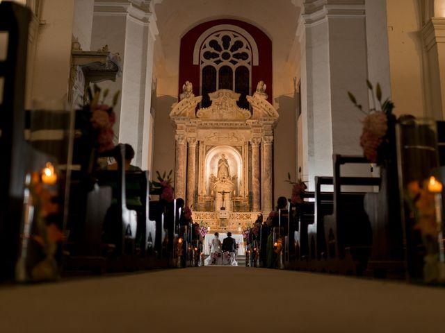 El matrimonio de Ramon y Laurent en Cartagena, Bolívar 42