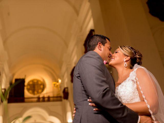 El matrimonio de Ramon y Laurent en Cartagena, Bolívar 45