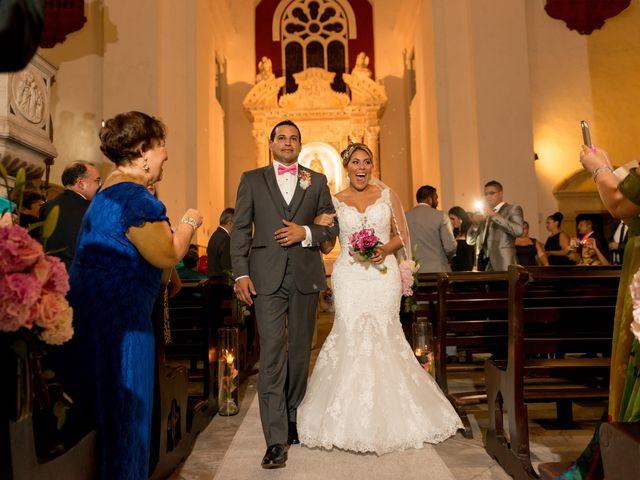 El matrimonio de Ramon y Laurent en Cartagena, Bolívar 47