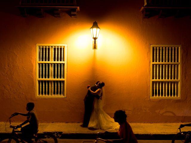 El matrimonio de Ramon y Laurent en Cartagena, Bolívar 49