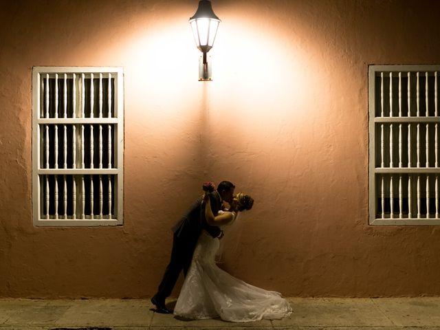 El matrimonio de Ramon y Laurent en Cartagena, Bolívar 50