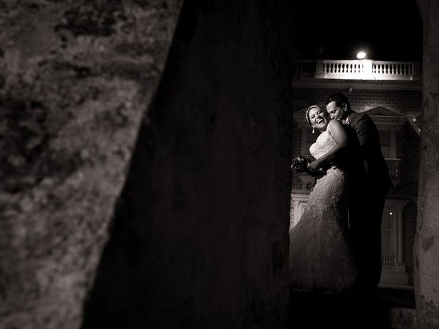 El matrimonio de Ramon y Laurent en Cartagena, Bolívar 54