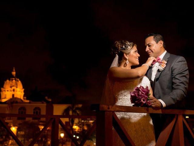 El matrimonio de Ramon y Laurent en Cartagena, Bolívar 59