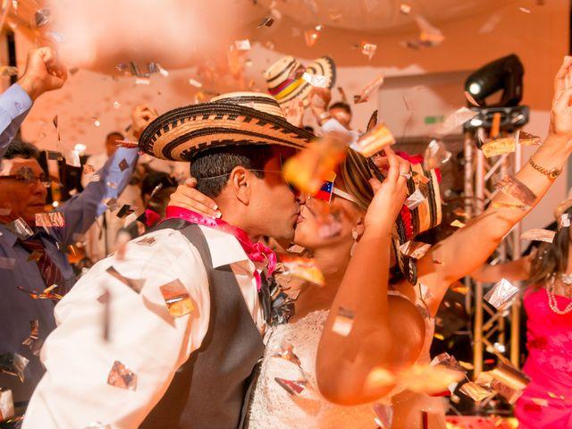 El matrimonio de Ramon y Laurent en Cartagena, Bolívar 75