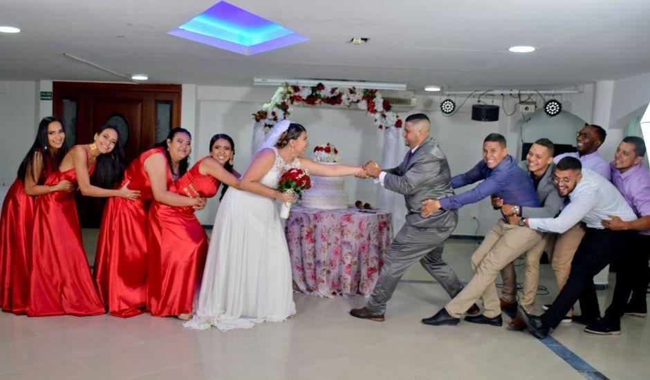 El matrimonio de Cesar y Brenda en Cali, Valle del Cauca