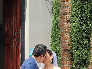 El matrimonio de Luis Fer  y Lucía  2