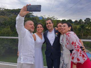 El matrimonio de Luis Fer  y Lucía  3