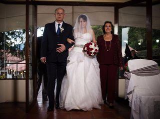 El matrimonio de Lorena  y Fernando 1