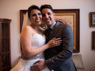 El matrimonio de Lorena  y Fernando