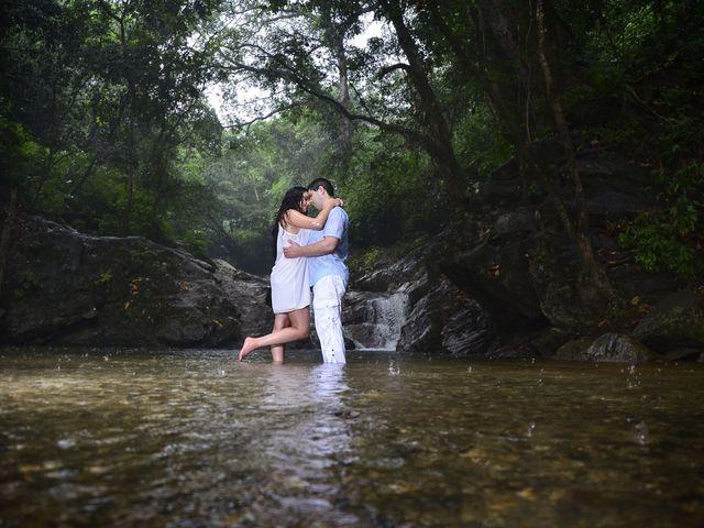 El matrimonio de Christian y Juliana en Santa Marta, Magdalena 6