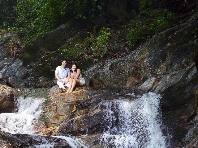 El matrimonio de Christian y Juliana en Santa Marta, Magdalena 10