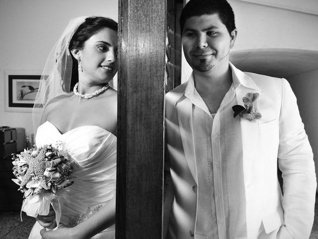 El matrimonio de Christian y Juliana en Santa Marta, Magdalena 13