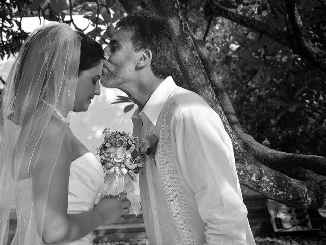 El matrimonio de Christian y Juliana en Santa Marta, Magdalena 15