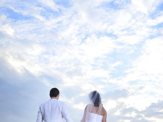 El matrimonio de Christian y Juliana en Santa Marta, Magdalena 20