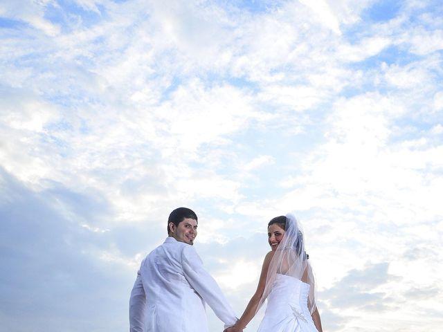El matrimonio de Christian y Juliana en Santa Marta, Magdalena 21