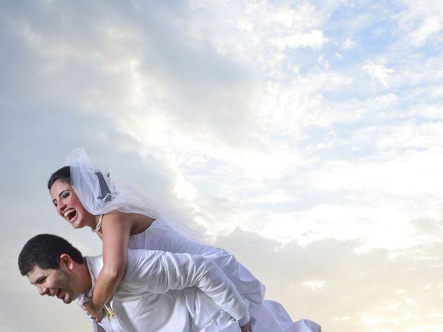 El matrimonio de Christian y Juliana en Santa Marta, Magdalena 25