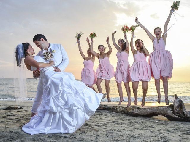 El matrimonio de Christian y Juliana en Santa Marta, Magdalena 26