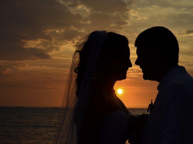 El matrimonio de Christian y Juliana en Santa Marta, Magdalena 27