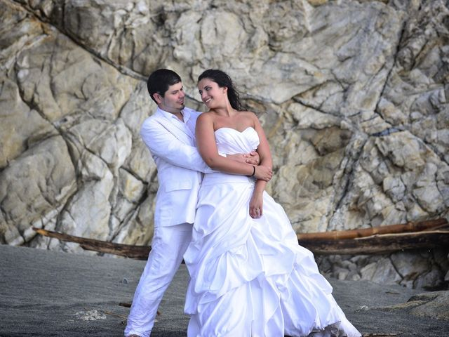 El matrimonio de Christian y Juliana en Santa Marta, Magdalena 36