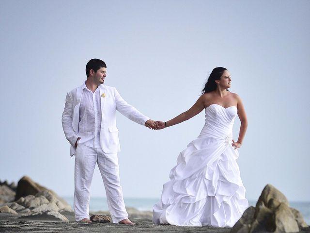 El matrimonio de Christian y Juliana en Santa Marta, Magdalena 37