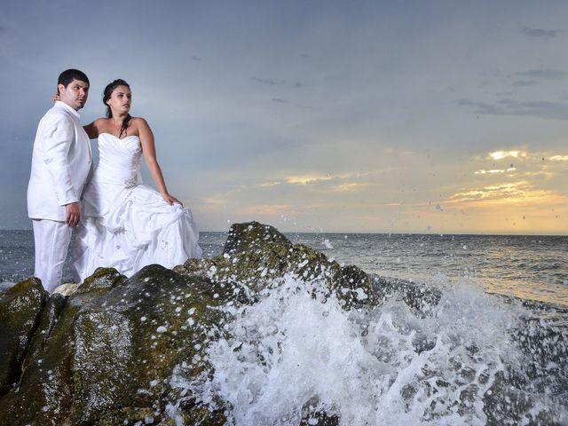 El matrimonio de Christian y Juliana en Santa Marta, Magdalena 48