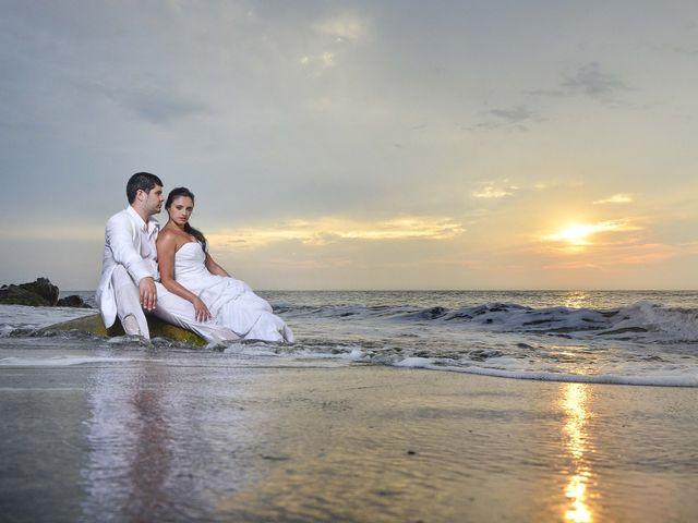 El matrimonio de Christian y Juliana en Santa Marta, Magdalena 50