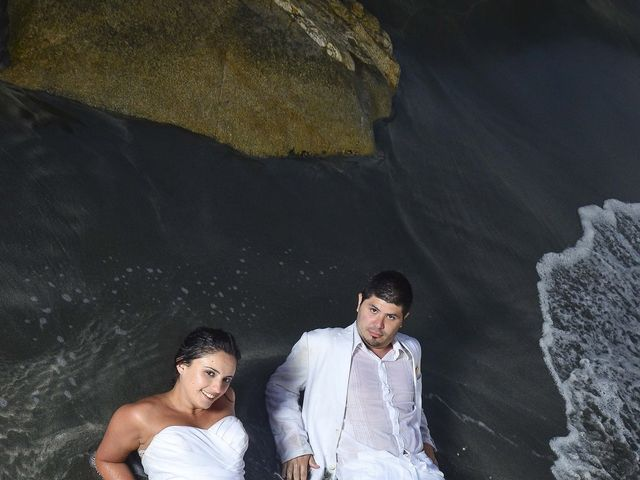 El matrimonio de Christian y Juliana en Santa Marta, Magdalena 52