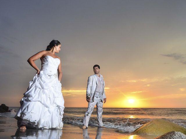 El matrimonio de Christian y Juliana en Santa Marta, Magdalena 53