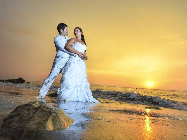 El matrimonio de Christian y Juliana en Santa Marta, Magdalena 2