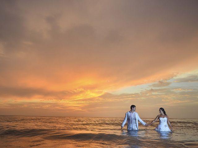 El matrimonio de Christian y Juliana en Santa Marta, Magdalena 62