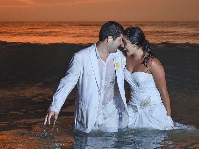 El matrimonio de Christian y Juliana en Santa Marta, Magdalena 63