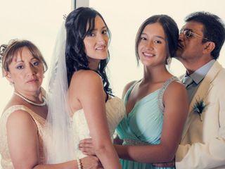 El matrimonio de Angie  y Juan 2