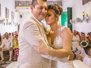El matrimonio de Paola y Edgard