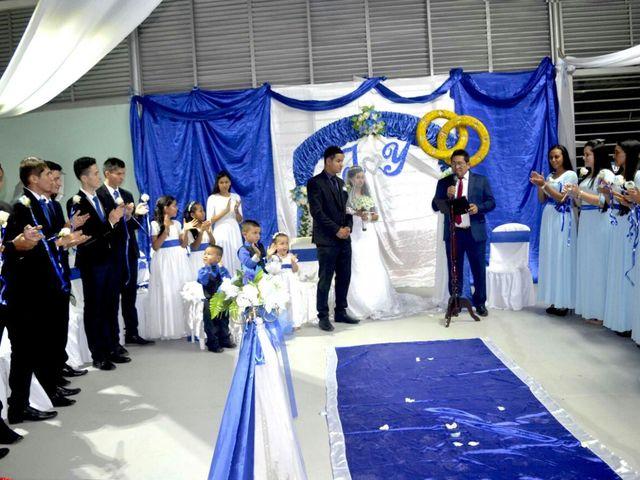 El matrimonio de Yudy y Jairo en Yopal, Casanare 1