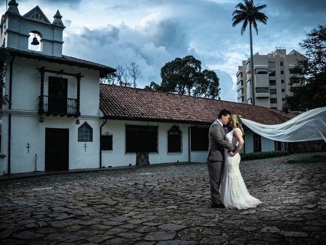 El matrimonio de Alejandro y Ruth
