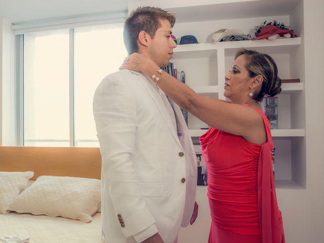 El matrimonio de Juan y Angie  en Cartagena, Bolívar 6