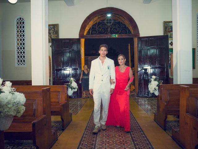El matrimonio de Juan y Angie  en Cartagena, Bolívar 20